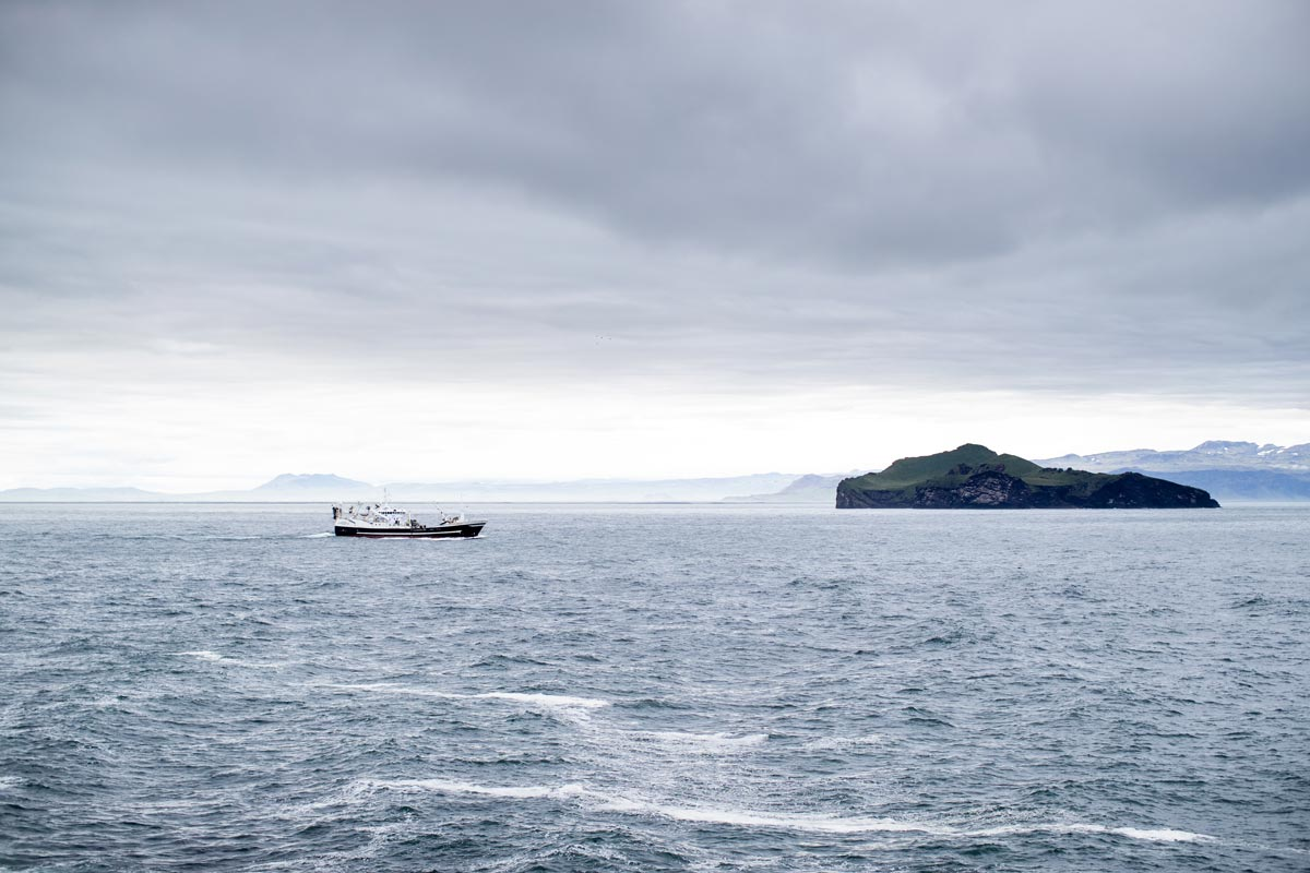 pesca de bacalao en islandia